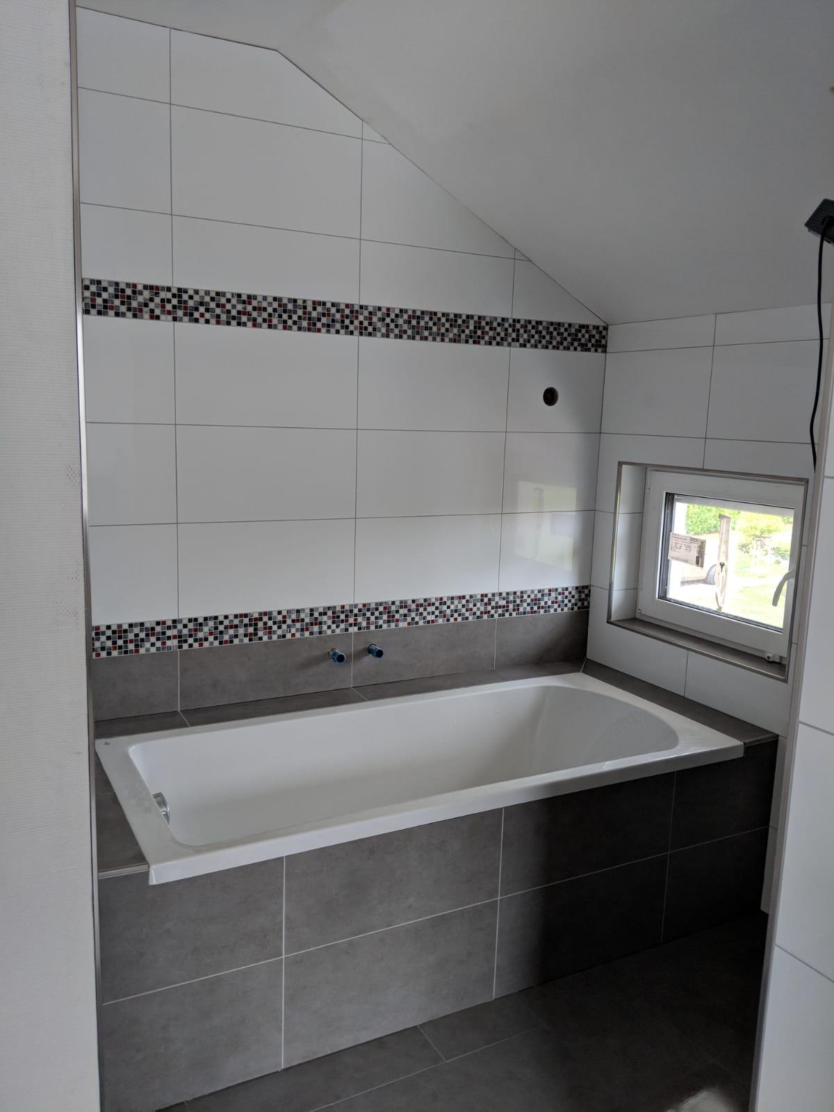 Badezimmer Fliesen - NA-Fliesen